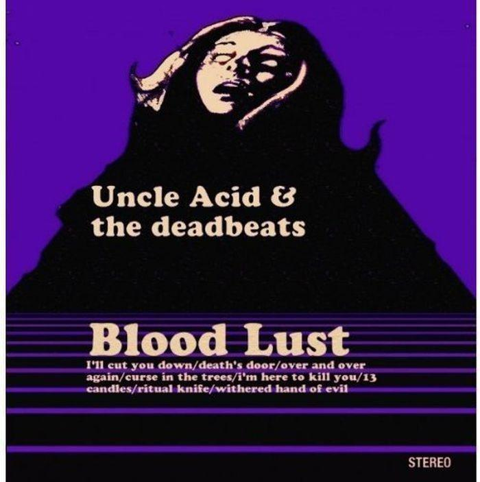 Uncle Acid And The Deadbeats - Blood Lust (U.K. jewel case) - CD - New