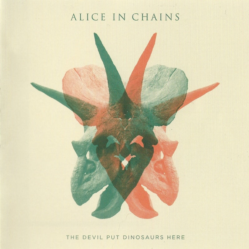 Alice In Chains - Devil Put Dinosaurs Here, The - CD - New