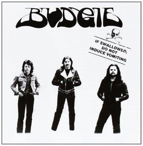 Budgie - If Swallowed, Do Not Induce Vomiting (rem. w. 2 bonus tracks) - CD - New