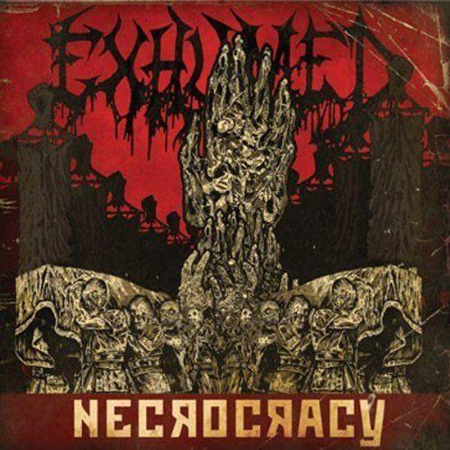Exhumed - Necrocracy - CD - New