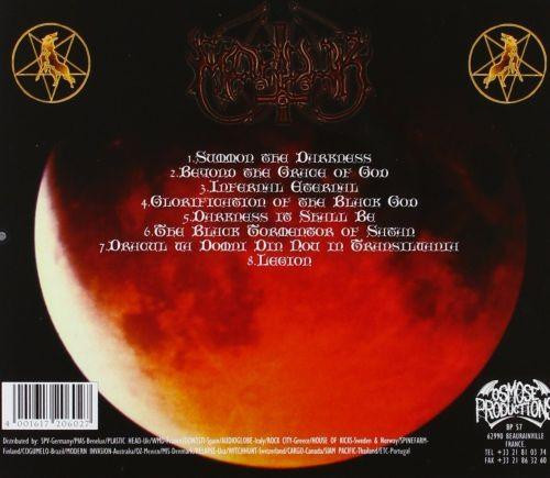 Marduk - Heaven Shall Burn... When We Are Gathered (orig. artwork) - CD - New