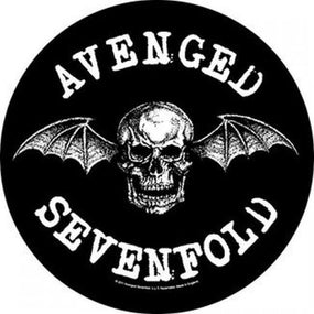 Avenged Sevenfold - Death Bat - Sew-On Back Patch