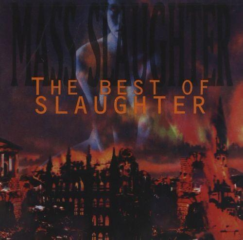 Slaughter - Mass Slaughter - The Best Of Slaughter - CD - New