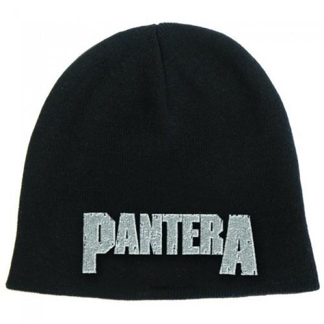 Pantera - Knit Beanie - Embroidered - Logo