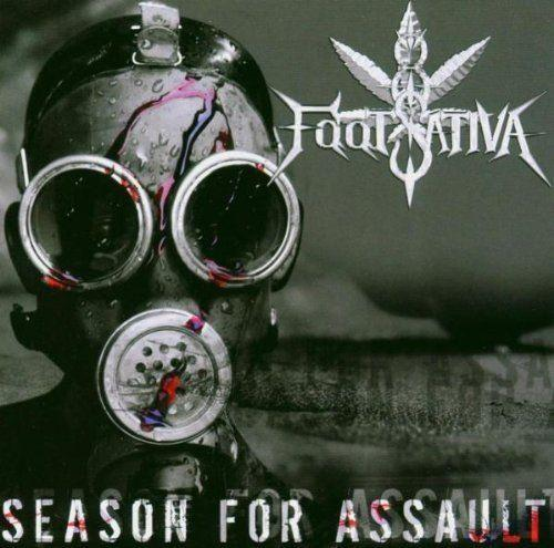 8 Foot Sativa - Season For Assault - CD - New