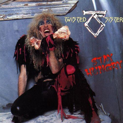 Twisted Sister - Stay Hungry - CD - New