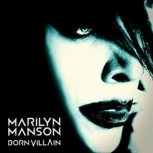 Manson, Marilyn - Born Villain (Euro. digi. w. bonus track) - CD - New