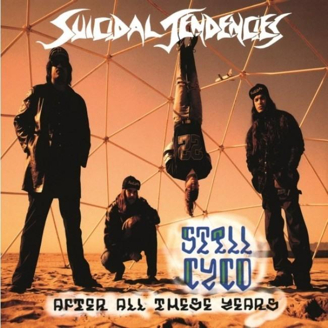Suicidal Tendencies - Still Cyco After All These Years (Ltd. Ed. 180g Flaming Vinyl - numbered ed. of 1500) - Vinyl - New