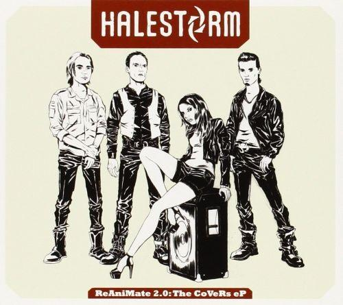 Halestorm - Reanimate 2.0 - The Covers EP - CD - New