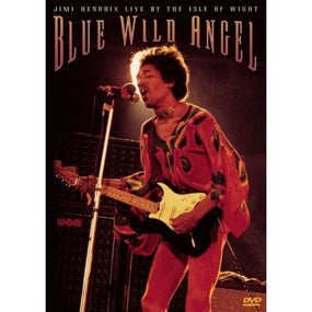 Hendrix, Jimi - Blue Wild Angel - Jimi Hendrix Live At The Isle Of Wight (R0) - DVD - Music