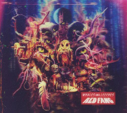 Red Fang - Whales And Leeches (Ltd. Deluxe Ed. w. 2 bonus tracks, expanded packaging + lenticular cover) - CD - New