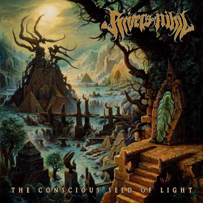 Rivers Of Nihil - Conscious Seed Of Light, The - CD - New