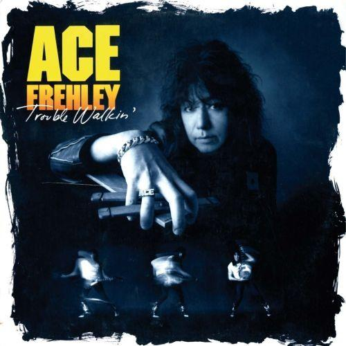 Frehley, Ace - Trouble Walkin (Rock Candy rem.) - CD - New