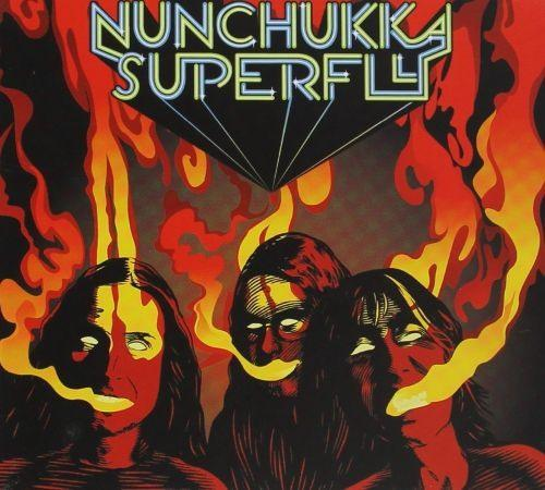 Nunchukka Superfly - Open Your Eyes To Smoke - CD - New