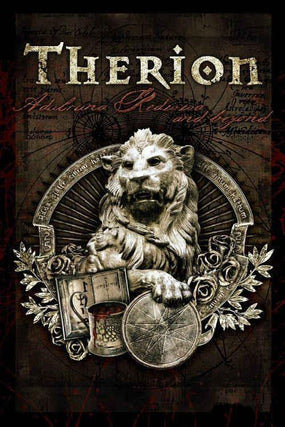 Therion - Adulruna Rediviva And Beyond (3DVD) (R0) - DVD - Music