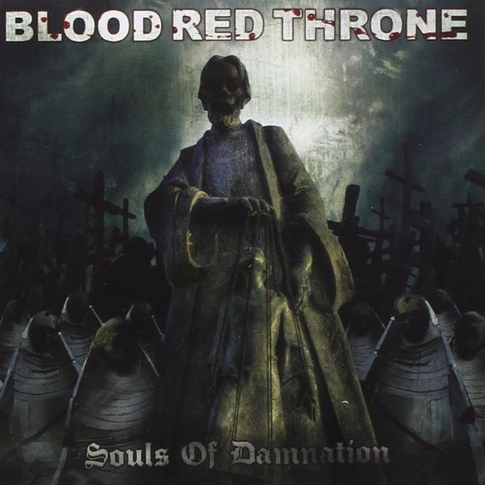 Blood Red Throne - Souls Of Damnation - CD - New