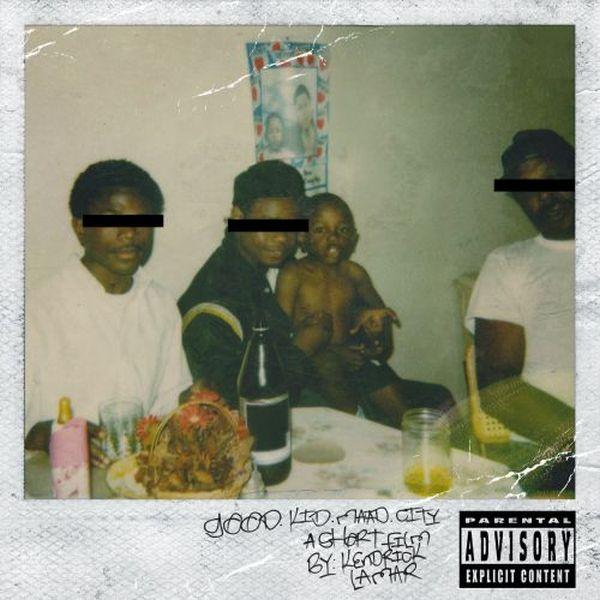 Lamar, Kendrick - Good Kid, M.A.A.D City (Deluxe Ed. 2LP gatefold) - Vinyl - New