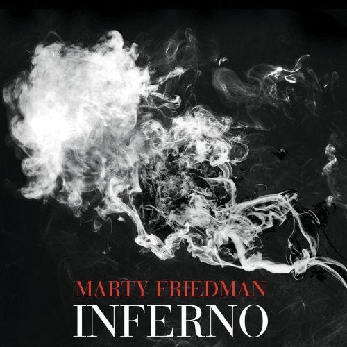 Friedman, Marty - Inferno - CD - New