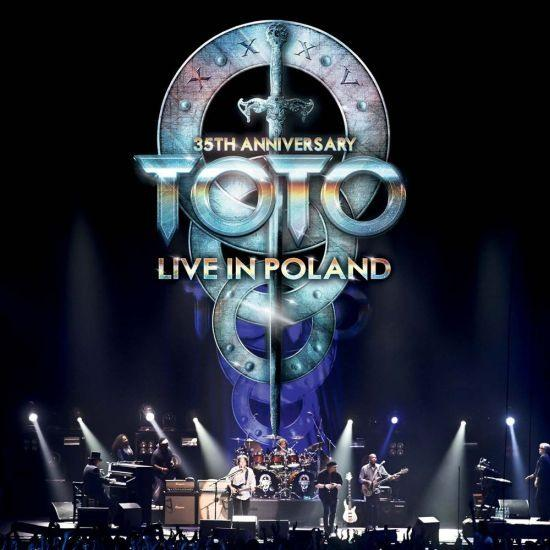 Toto - 35th Anniversary - Live In Poland (2CD) - CD - New