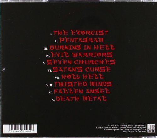 Possessed - Seven Churches (Euro.) - CD - New