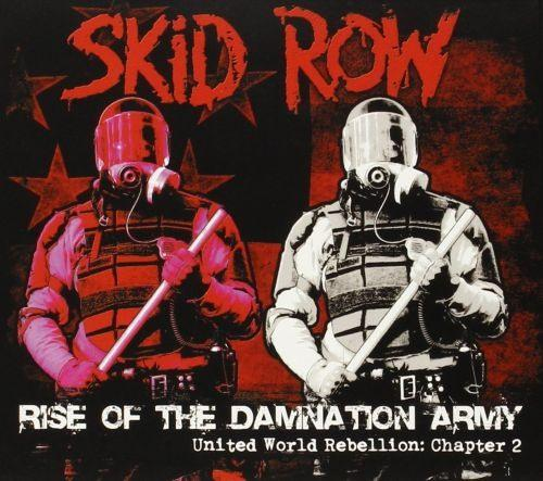 Skid Row - Rise Of The Damnation Army - United World Rebellion - Chapter 2 (w. 2 bonus tracks) - CD - New