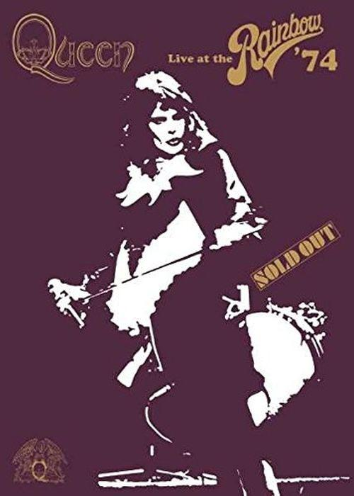 Queen - Live At The Rainbow 74 (R0) - DVD - Music