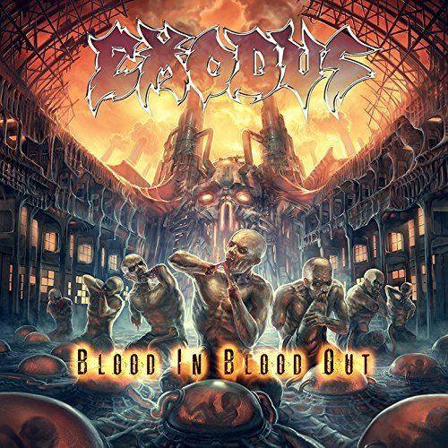 Exodus - Blood In Blood Out - CD - New