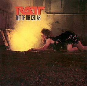 Ratt - Out Of The Cellar (Rock Candy rem.) - CD - New