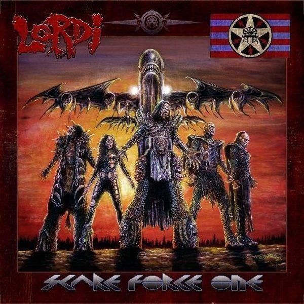 Lordi - Scare Force One - CD - New