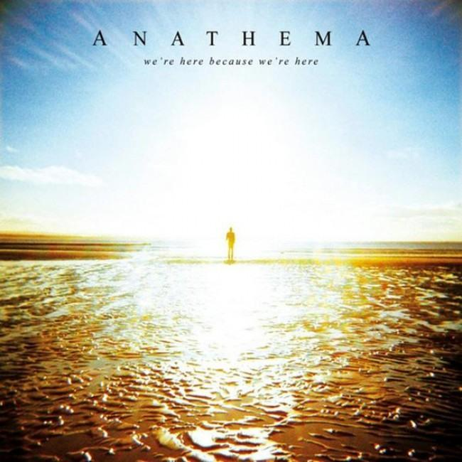 Anathema - Were Here Because Were Here (Euro.) - CD - New