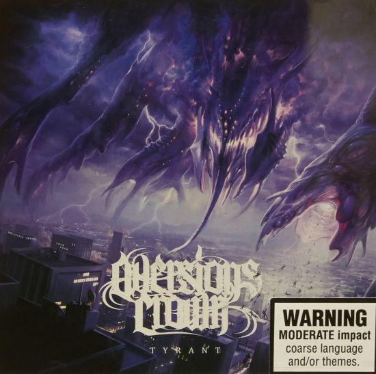 Aversions Crown - Tyrant - CD - New