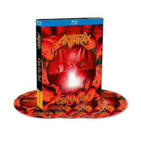 Anthrax - Chile On Hell (Ltd. Ed. Blu-Ray/2CD) (R0) - Blu-Ray - Music
