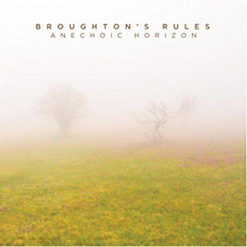 Broughtons Rules - Anechoic Horizon - CD - New