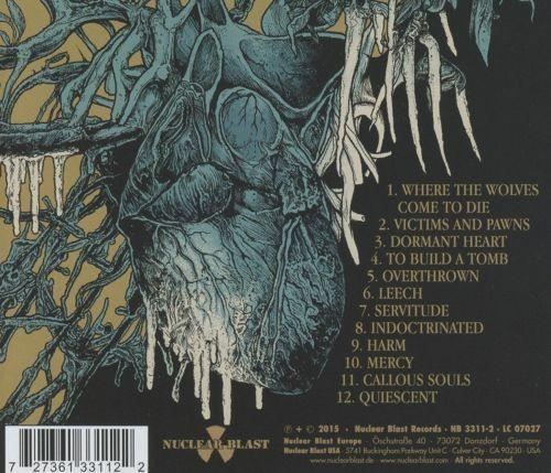 Sylosis - Dormant Heart (w. 2 bonus tracks) - CD - New