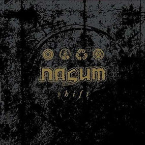Nasum - Shift (2015 reissue - gatefold) - Vinyl - New
