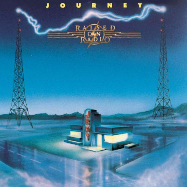 Journey - Raised On Radio (w. 2 bonus tracks) - CD - New