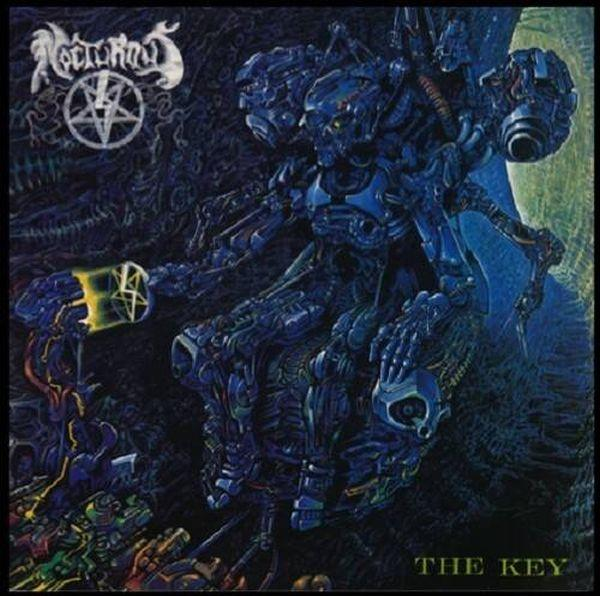 Nocturnus - Key, The (2020 FDR reissue) - Vinyl - New