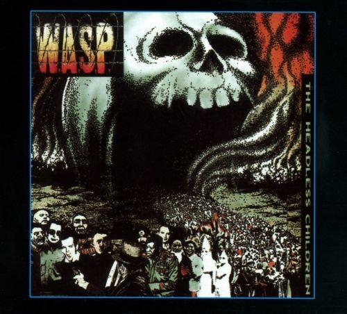 WASP - Headless Children, The (2018 reissue) - CD - New