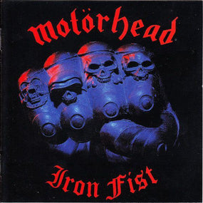 Motorhead - Iron Fist (Remaster) - Vinyl - New