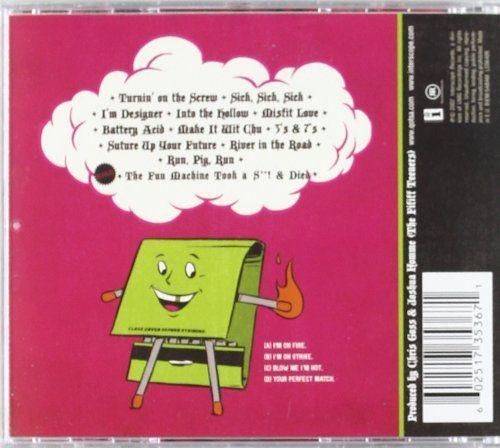 Queens Of The Stone Age - Era Vulgaris (Euro.) - CD - New