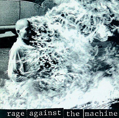 Rage Against The Machine - Rage Against The Machine (180g Legacy Vinyl - 2015 reissue) - Vinyl - New