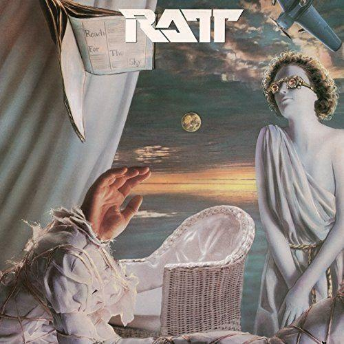 Ratt - Reach For The Sky (Rock Candy rem.) - CD - New