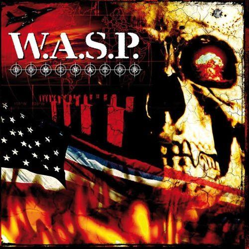 WASP - Dominator - CD - New