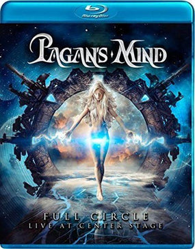 Pagans Mind - Full Circle - Live At Center Stage (Blu-Ray/2CD) (RA/B/C) - Blu-Ray - Music