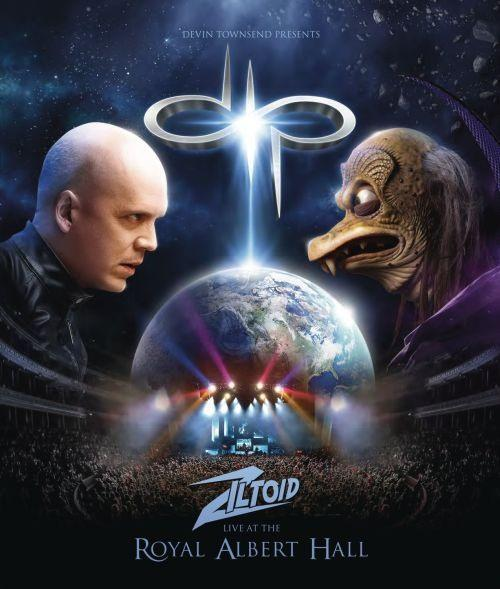 Townsend, Devin - Ziltoid Live At The Royal Albert Hall (R0) - Blu-Ray - Music