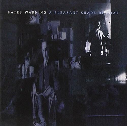 Fates Warning - Pleasant Shade Of Gray, A (Ltd. Ed. 3CD/DVD) - CD - New
