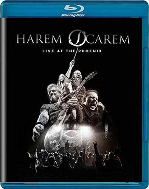 Harem Scarem - Live At The Phoenix (RA/B/C) - Blu-Ray - Music
