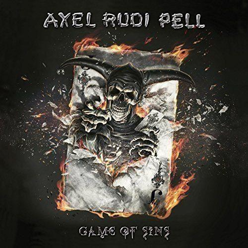 Pell, Axel Rudi - Game Of Sins - CD - New