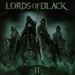 Lords Of Black - II - CD - New