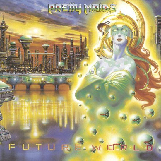 Pretty Maids - Future World - CD - New